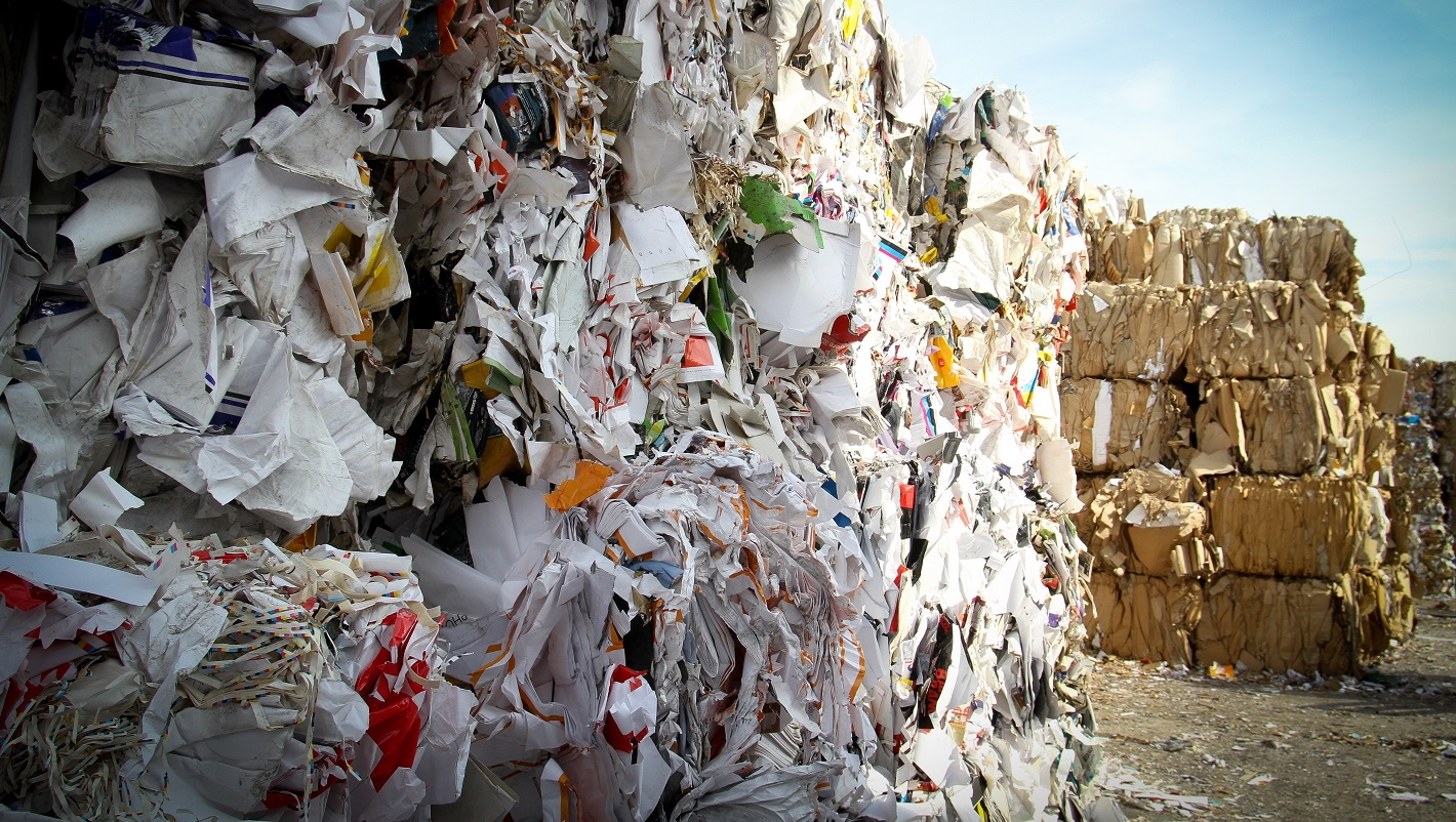 How Does Recycling Help Slow Down Global Warming